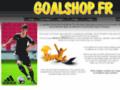 Goal Shop - Magasin de sports spécialisé
