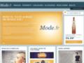 Mode.fr, moteur de shopping mode et beauté