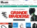 Blouson moto, casque et bottes moto : Mcom Moto
