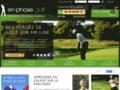 Jean-Emmanuel Elbaz Stage de golf Paris