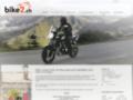Shop de vente de motos et scooters d'occasion