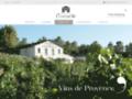 Vin rouge de provence