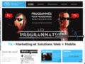 Tiz Agence Multimédia et Emarketing à Strasbourg