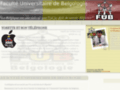 La Faculté Universitaire de Belgologie