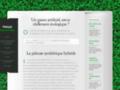 Blog sur l'actualité relative a la pelouse artificielle