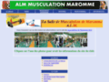 ALM Musculation MAROMME fitness