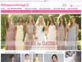 Boutique robe pour mariage pas cher en ligne